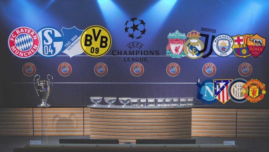 Die Auslosung Der Gruppen Zur Champions League 2018 19 Im
