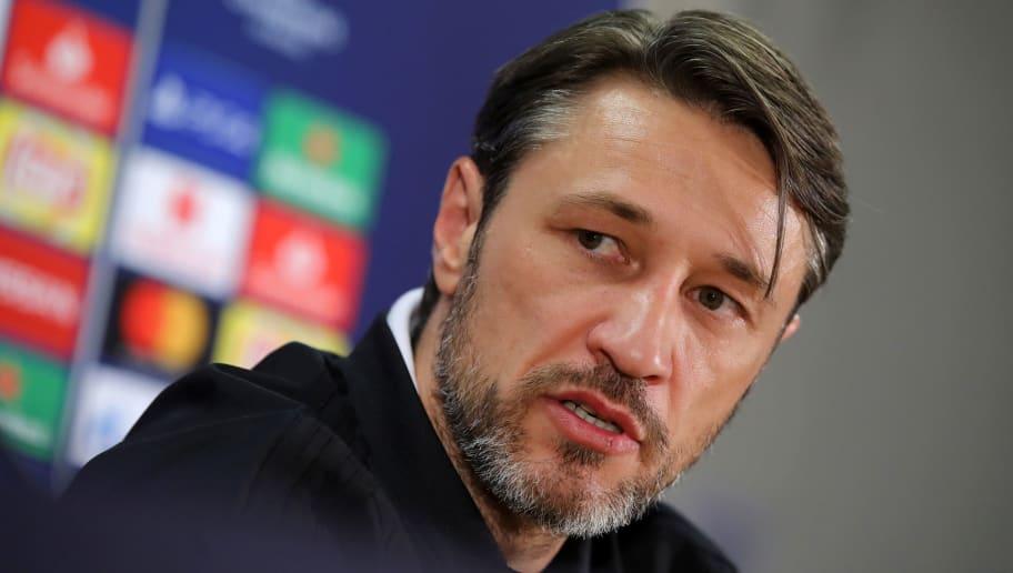 Aus Fehler Gelernt Darum Ist Kovac Nicht Auf Dem Bayern