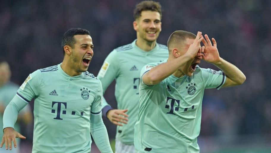 Fc Bayern Das War Heute Beim Rekordmeister Los Fussball Lu
