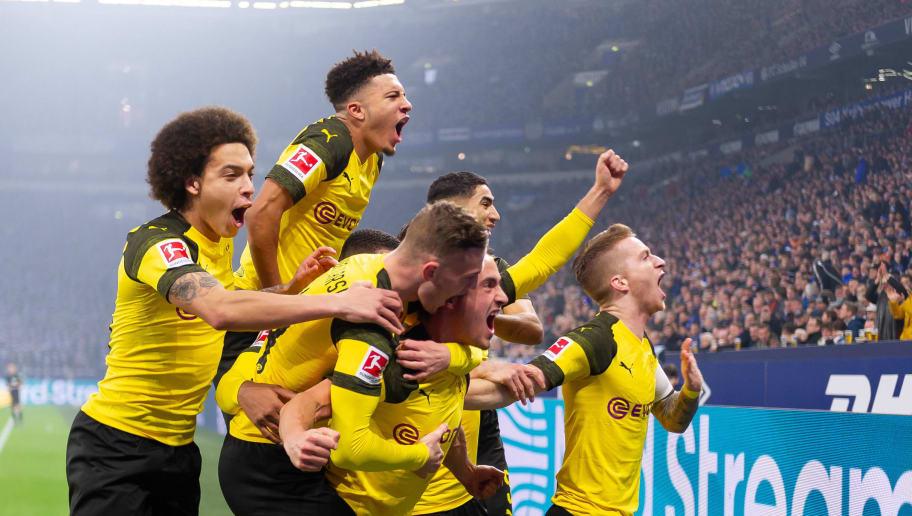 Borussia Dortmund Das War Heute Los Beim Bvb Fussball Lu