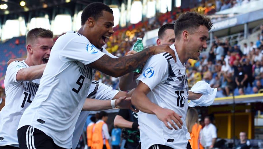 U21 Em Finale Spanien Deutschland Live Stream Live Tv