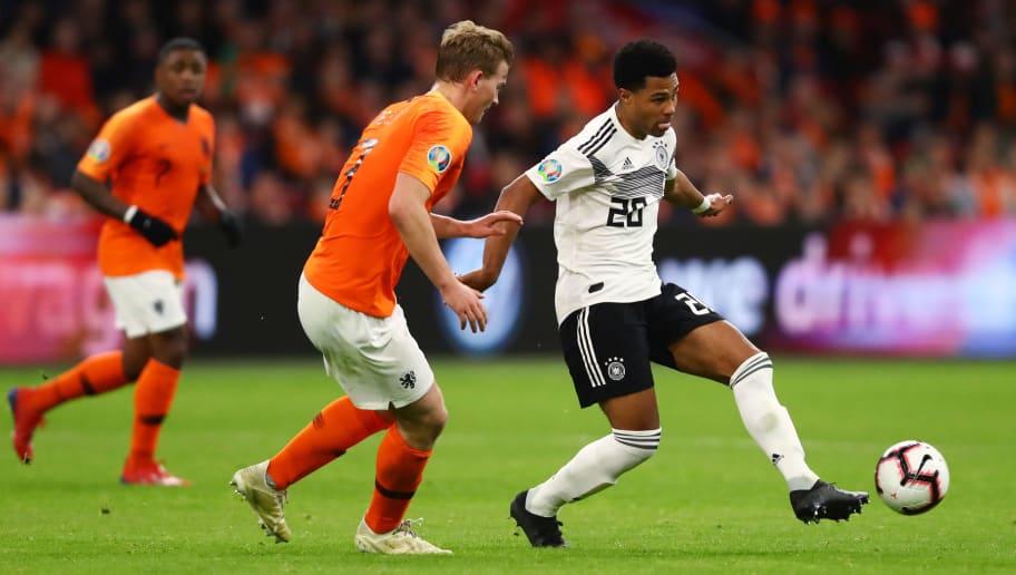 Deutschland Vs Niederlande Live Im Tv Alle Infos Zu