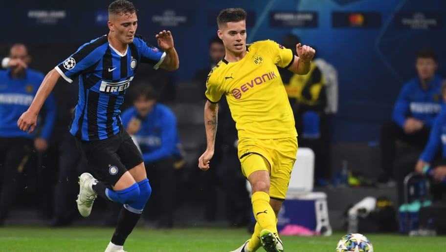 Bvb Vs Inter Mailand Ubertragung Live Stream Und Team